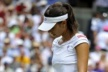 Pironkova dropped in the second round in Moscow