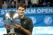 Federer won in Stockholm and tied the 64 titles of Sampras
