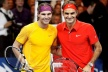 Roger Federer beat Rafael Nadal in a charity match
