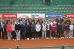 National Tennis Center opened camp with our best players to 12 and 14 years