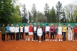 Launching the first tournament of the tennis circuit KAI pairs