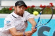 Roddick and Mardy Fish dropped in Madrid