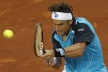 David Ferrer is ranked the third round of Masters Series in Madrid