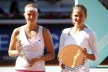 Kvitova triumphed with the title in Madrid