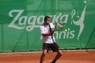 Alexander Velev with second win in the qualifiers of Zagorka Tennis Cup in Plovdiv