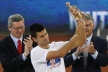 Djokovic closer to first place