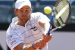 Roddick exited in the first round in Rome