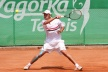 Valentin and Alexander Lazov the first knockout round of the Bulgarians in Zagorka Tennis Cup in Plovdiv