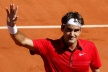 Federer is the second round in Paris