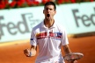 Djokovic continued to squeeze and is 1/4-final at Roland Garros