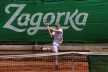 Kuzmanov started with a victory in doubles in adolescents