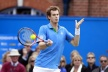 Murray qualified for the semifinals at Queen's