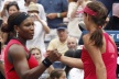 Serena Williams defeated Ana Ivanovic in the U.S.