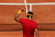 Nadal wins with ease, Djokovic retired due to injury