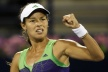 Ana Ivanovic celebrated her birthday with victory in Bali