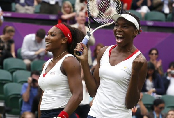 Williams sisters are unbeatable as Duet