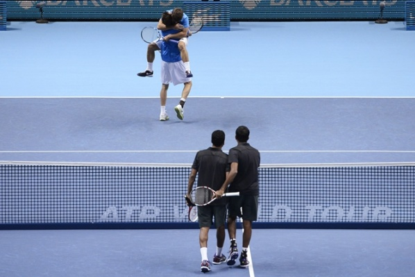 Spain with first title of the couples of the final tournament of the ATP for the last 37 years