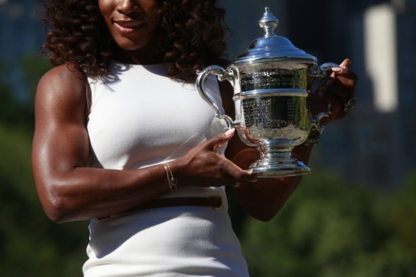 A record prize fund of the U.S. Open in 2013