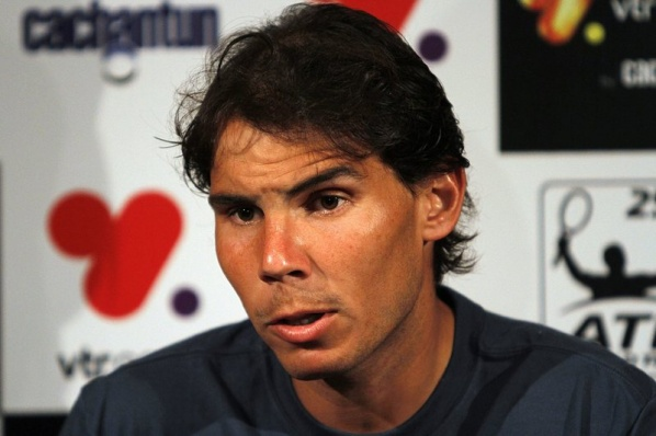 Nadal with first win in singles from 7 months