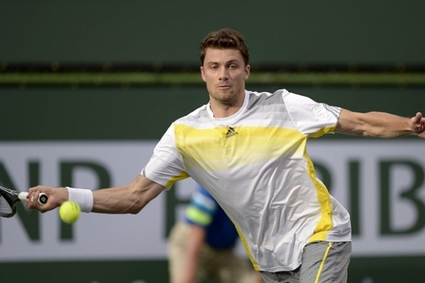 Victories for Hewitt, Tomic, Nalbandian and Gofen, Gulbis won 11th straight game