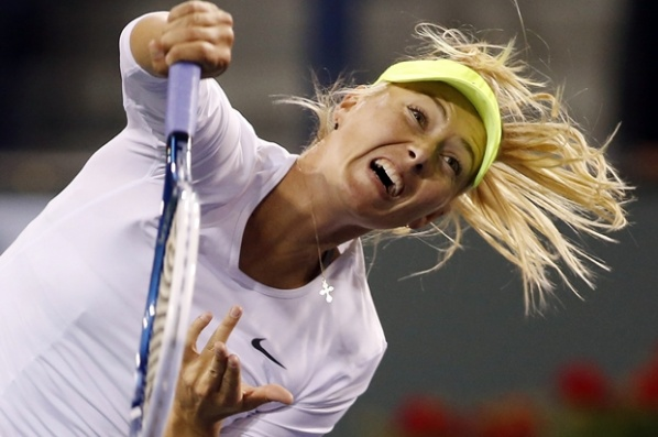 Sharapova qualified for the third round of Indian Wells