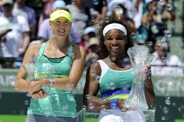 Record sixth title for Serena Williams in Miami