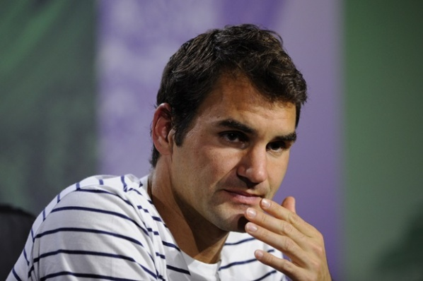 Federer will change his racket