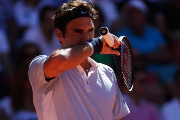 Federer: I'm healthy and very motivated