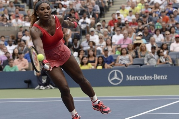 Serena avenged of Stevens, Lee is also in 1/4-final
