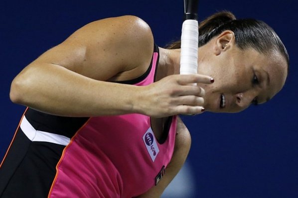 Jankovic eliminate Shafarjova and will play in the semifinals in Beijing