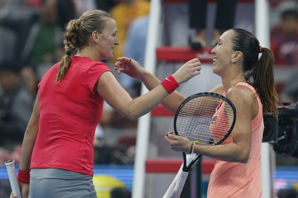 Kvitova and Jankovic will not participate in the Kremlin Cup