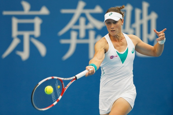 Stosur secure a place in quarter finals in Osaka