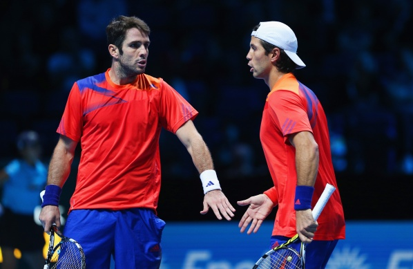 Verdasco and Marrero started with a victory for couples in London