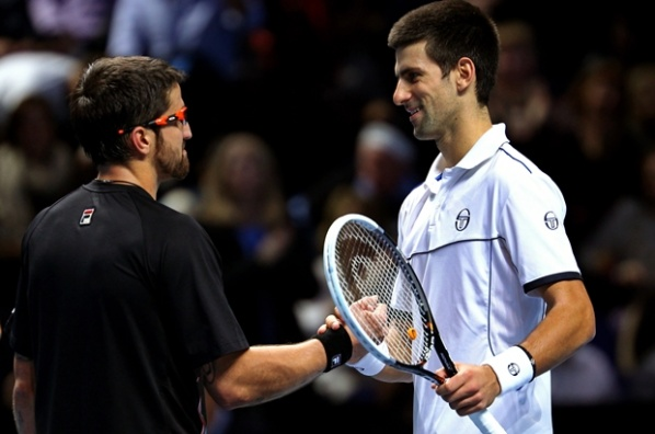 Djokovic and Tipsarevic will play against the Czechs