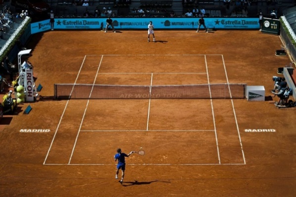 Ferrer, Gulbis and Lopez on 1/4-final in Madrid