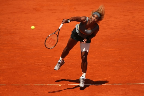 Serena plans to play in Rome