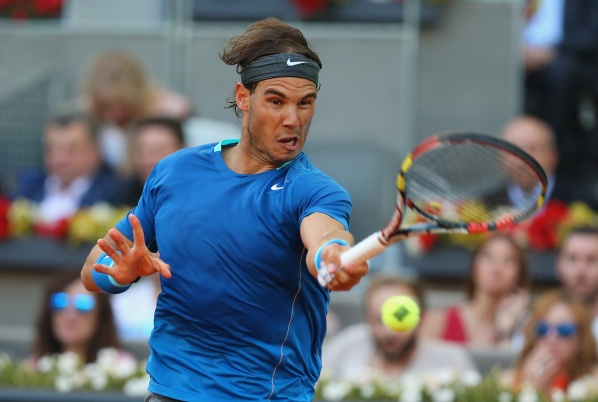 Nadal is a champion in Madrid, injury stopped Nishikori