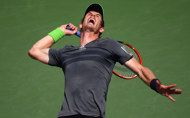 Murray lost a set, but moves forward to US Open
