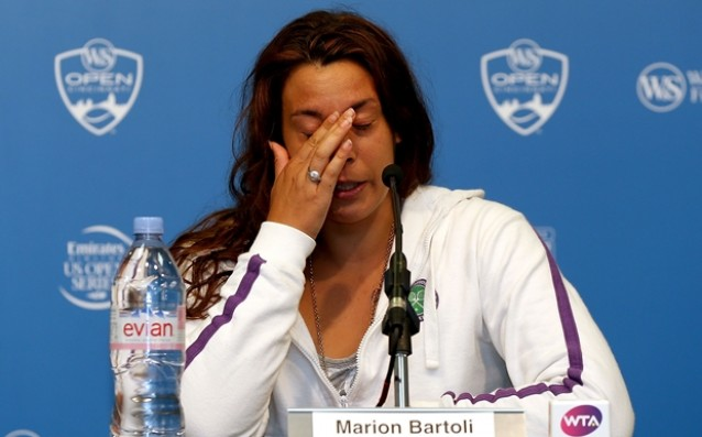 Bartoli is coming back on the court