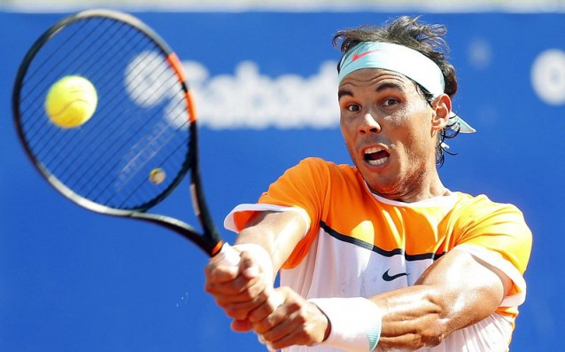 Nadal and Ferrer remain ahead in the tournament in Barcelona