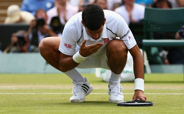 Djokovic defeated Anderson in a 'gladiatorial battle'
