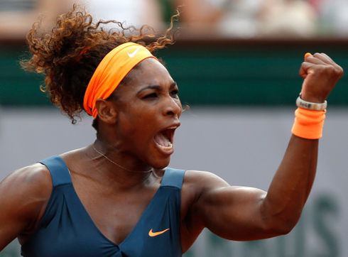Serena: 'I definitely am playing better than the last year.'