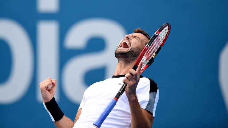 The father of Grigor Dimitrov: 'He is totally happy!'