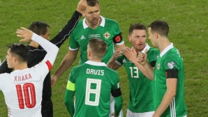 Northern Ireland seeks compensation from FIFA for the controversial penalty
