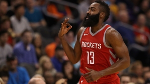 Rockets scored 90 points to half time in win over Phoenix