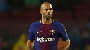 Mascherano insists he will leave January