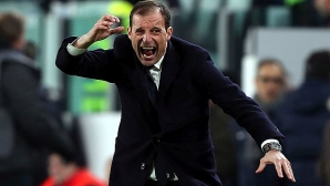 Allegri explained the situation with Diball