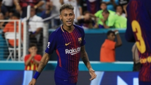 Neymar played with us like a cat with a mouse, complained of Camp Nou