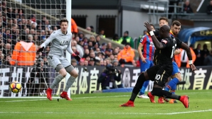 Crystal Palace and Newcastle shared their points