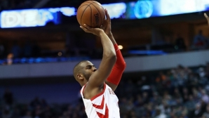 Houston did not feel Harden`s absence against Dallas